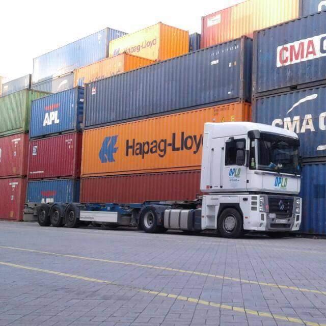 Transport marchandises Tanger